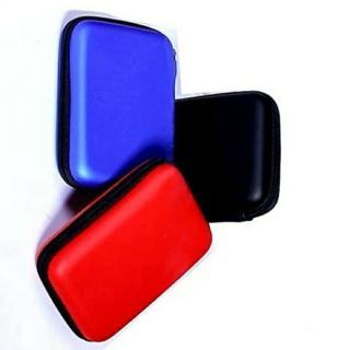 【Ainmax】Big Carry 極致經典防震防潮收納包(2.5吋外接硬碟也均適用  3入)