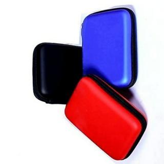 【Ainmax】高效防護 極致經典防震防潮收納包(2.5吋外接硬碟也均適用  3入)