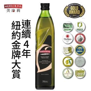 【西班牙美洛莉】碧卡答 特級冷壓初榨橄欖油(750mlX1瓶)