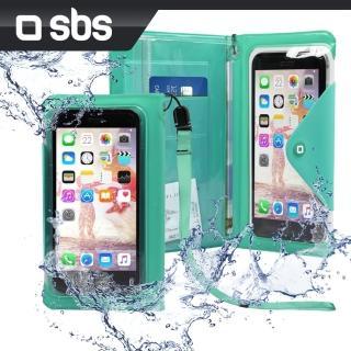 【sbs】4.7吋Water Wallet 防潑水手機袋(4.7吋)