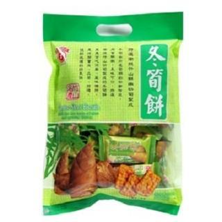 【日香】冬筍餅量販包(330g)