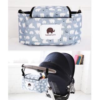 【TD樂活】韓版嬰幼兒推車專用媽咪包 多功能推車掛袋收納袋 推車配件(#推車掛袋#媽咪包#收納袋)