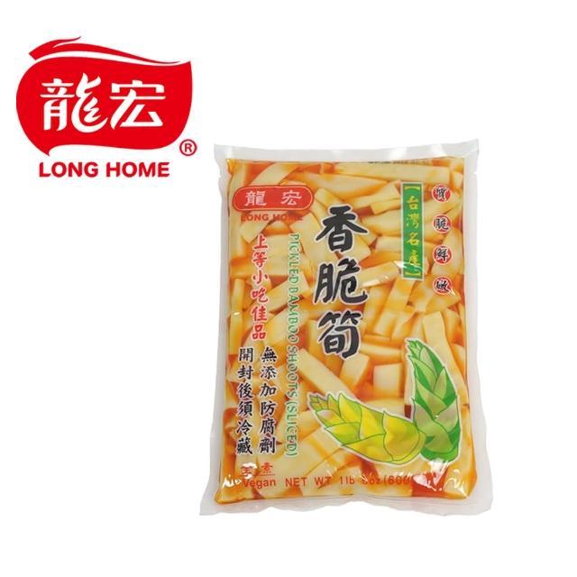 【龍宏】香脆筍600g
