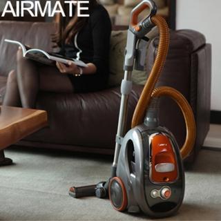 【AIRMATE艾美特】紅外線手調吸塵器AVC3513(日本專利電動地刷軸)