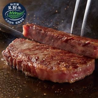 【勝崎生鮮】紐西蘭PS濕式熟成沙朗牛排10片組(280公克±10% / 1片)