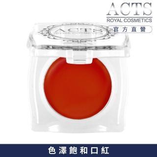 【ACTS 維詩彩妝】高彩潤色唇彩 薔薇紅M213