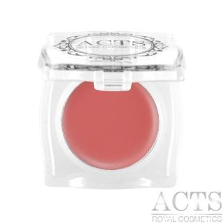 【ACTS 維詩彩妝】高彩潤色唇彩 玫瑰奶茶M208