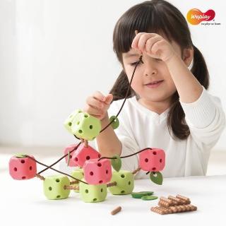【Weplay】串蘋果(STEAM玩具)