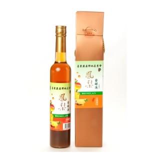 【鹿野地區農會】鳳梨發酵液 酵素(400毫升)