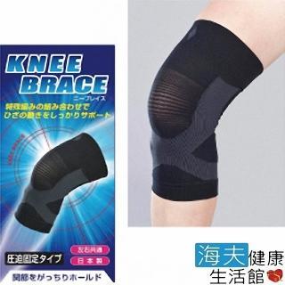 【海夫x金勉】日本 Shinsei 壓力固定 護膝 欣陞肢體裝具(未滅菌)