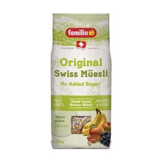 ~Familia~瑞士全家綜合穀物早餐 無蔗糖 500g 來自瑞士的天然穀物