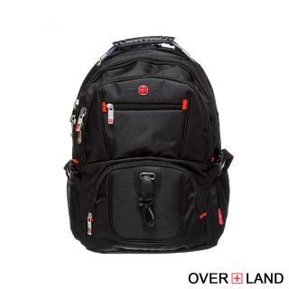 【OVERLAND】美式十字軍-圓桌武士機能電腦後背包(2566)