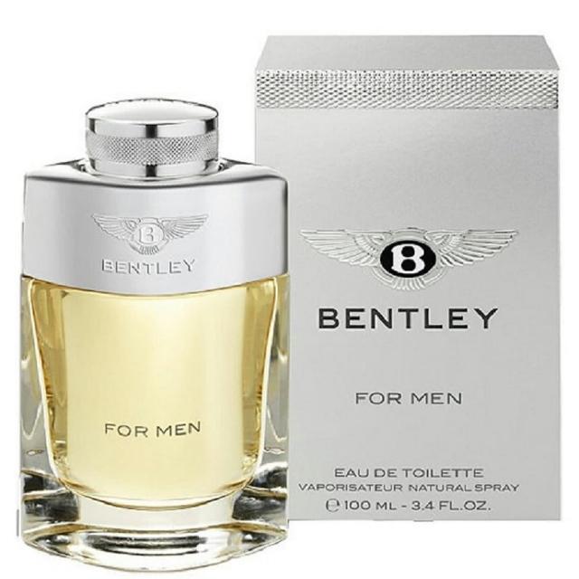 【Bentley】For Men Eau de Toilette Spray 賓利男士淡香水(100ml)