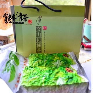 【熊本清茶】坪林文山包種茶150g*2(產地直銷)