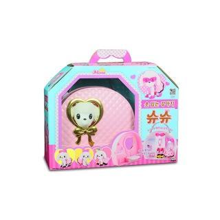 【MIMI World】可愛粉紅提包狗