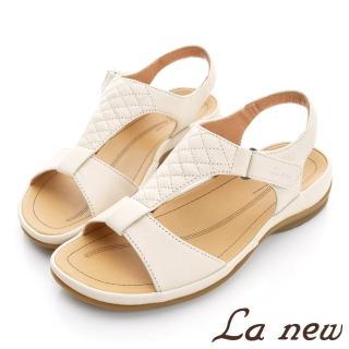 【La new】outlet DCS舒適動能氣墊涼鞋(女10230650)