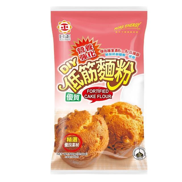 【日正食品】營養強化低筋麵粉(1000g)