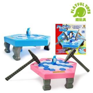 【Playful Toys 頑玩具】企鵝敲冰塊(中)