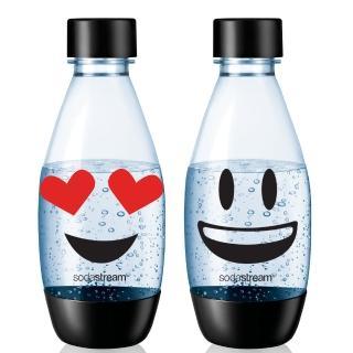 【加購】Sodastream emoji水滴寶特瓶500ml(二入)