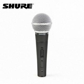 【SHURE】SM58S 動圈式麥克風(原廠公司貨 商品保固有保障)