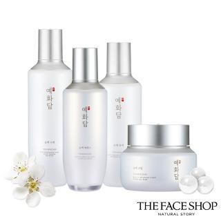 【THE FACE SHOP菲詩小舖】蕊花譚雪丹純白化妝水155ml