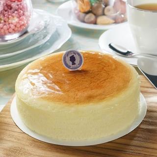 【搭啵s重乳酪蛋糕】北海道輕乳酪蛋糕(6吋)