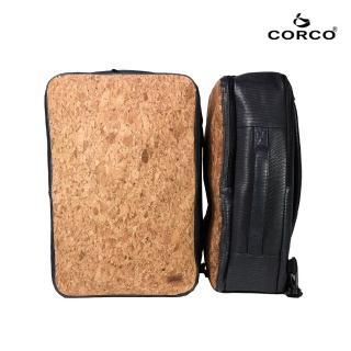 【CORCO】軟木雙肩兩用後背包(海軍藍)