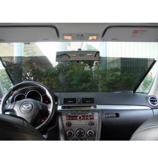 【亞克科技】YARK RV汽車前窗遮陽簾(休旅車|隔熱|防曬)