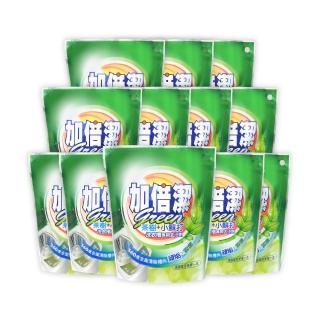 【加倍潔】茶樹+小蘇打洗衣槽專用去污劑 300g 12包/箱(徹底清洗槽內纖維棉絮)