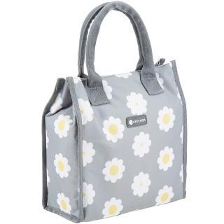 【KitchenCraft】手提保冷袋(復古花4L)
