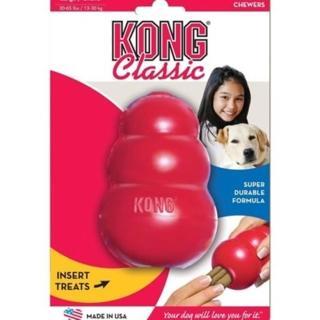 【KONG】抗憂鬱玩具《紅色經典葫蘆》L號