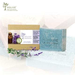 【希臘神話】天然橄欖油手作皂/薰衣草(120g/1入)