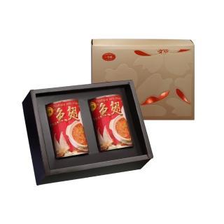 【一吉膳】元貝魚翅2入禮盒420g*2(魚翅)