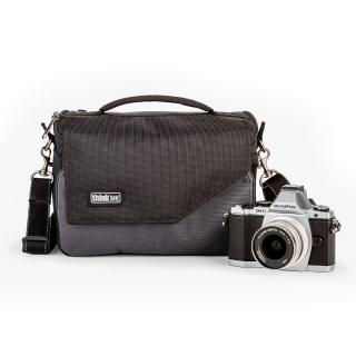 【ThinkTank創意坦克】Mirrorless Mover 20-類單眼相機包(暗灰)-MM658(彩宣公司貨)