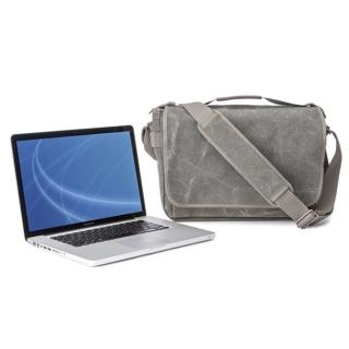 【ThinkTank創意坦克】Retrospective Laptop Cases 復古筆電包13吋(灰) - RS719