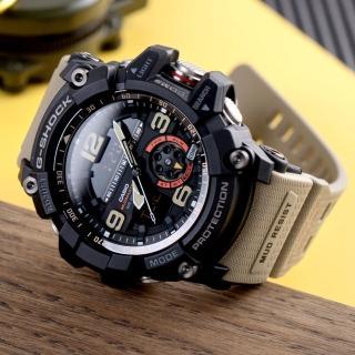 【G-SHOCK】戶外探險雙重感應器運動錶(GG-1000-1A5DR)