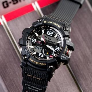 【G-SHOCK】戶外探險雙重感應器運動錶(GG-1000-1ADR)
