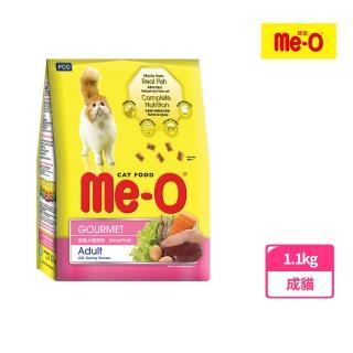 【Me-O】咪歐乾貓糧 - 海陸大餐風味(1.1kg)