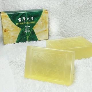 【綺緣 台灣國寶】HINOKI檜木精油手工皂超值組(20入)