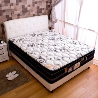 【Sommeil Dor】水冷紗正三線6尺獨立筒床(買就送枕頭)