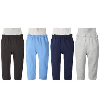 【baby童衣】居家休閒褲 素面保暖護肚長褲 70009(共4色)