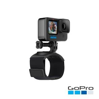 【GoPro】手背+腕帶固定組(AHWBM-002)