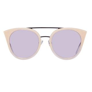 【VIVANT】彩蝶Ⅱ系列貓頭鷹造型雙樑太陽眼鏡.米白榛(PAPILON Ⅱ C3)