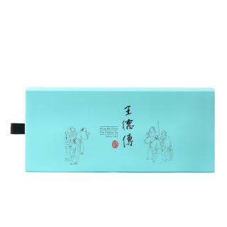 【王德傳】三角立體茶包禮盒_台灣經典烏龍茶組15入