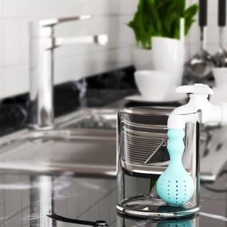 【Hikalimedia】Faucet 水龍頭泡茶器(泡茶器)
