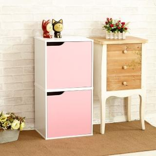 【ikloo】現代風單門收納櫃置物櫃1入