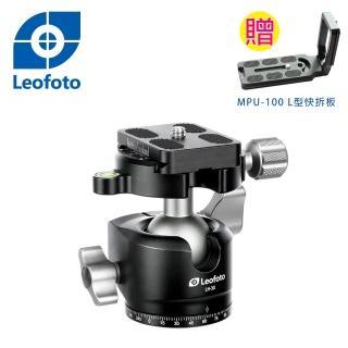 【Leofoto徠圖】低重心球型雲台-LH30(彩宣總代理)