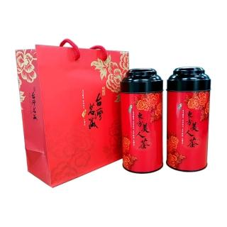 【新造茗茶】台灣特選東方美人茶(100g*2罐)