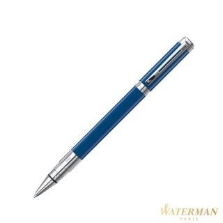 【WATERMAN】透視系列 法藍白夾 鋼珠筆(優雅的建筑)