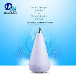 【宇晨Denil Milu】0.6L負離子水氧/加濕/精油香薰機MU-310(水氧機 加濕機 香薰機 精油)